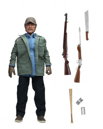 "NECA Jaws Sam Quint Clothed 8"" Action Figure - Pre-Order"